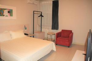 Jinjiang Inn - Beijing Anzhenli, Отели  Пекин - big - 12