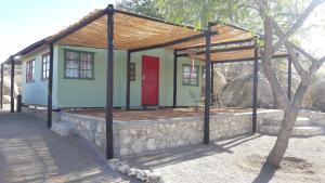 Red Door Cabin