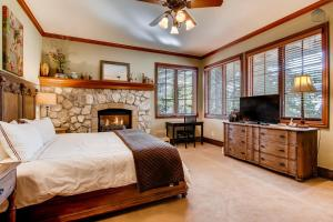 Timberline Lookout Home, Holiday homes  Beaver Creek - big - 18
