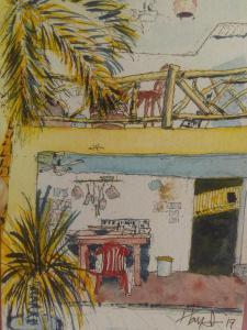 La Choza Guesthouse, Santo Domingo