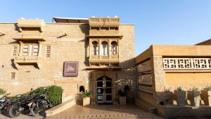 1st Gate Home- Fusion, Hotely  Jaisalmer - big - 38
