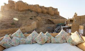 1st Gate Home- Fusion, Hotely  Jaisalmer - big - 36