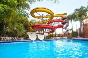 Golden Dolphin Grand Hotel, Szállodák  Caldas Novas - big - 20