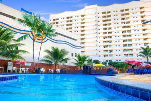 Golden Dolphin Grand Hotel, Szállodák  Caldas Novas - big - 18