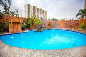 Golden Dolphin Grand Hotel, Szállodák  Caldas Novas - big - 19