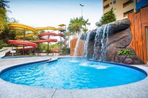 Golden Dolphin Grand Hotel, Szállodák  Caldas Novas - big - 31