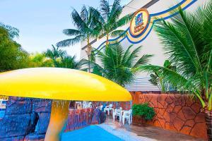Golden Dolphin Grand Hotel, Szállodák  Caldas Novas - big - 28