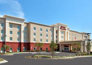 obrázek - Hampton Inn & Suites Knoxville-Turkey Creek