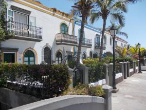 Mogan Haven, Apartmány  Puerto de Mogán - big - 18