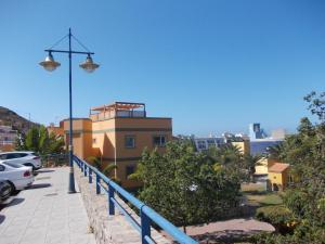 Golden Beach appartement met Pool, Apartmanok  Puerto de Mogán - big - 5