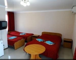 Mihi-hotel Sun-city, Penziony – hostince  Soči - big - 17