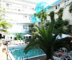 Mihi-hotel Sun-city, Penziony – hostince  Soči - big - 16