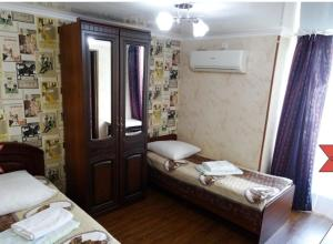 Mihi-hotel Sun-city, Penziony – hostince  Soči - big - 12