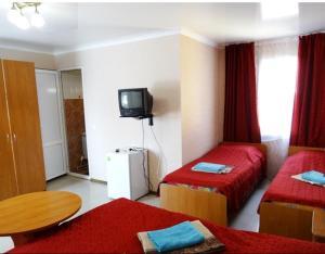 Mihi-hotel Sun-city, Penziony – hostince  Soči - big - 7