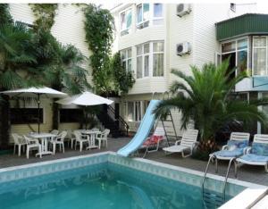 Mihi-hotel Sun-city, Penziony – hostince  Soči - big - 4
