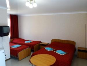 Mihi-hotel Sun-city, Penziony – hostince  Soči - big - 3