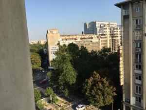 Magheru Apartment, Apartmány  Bukurešť - big - 17