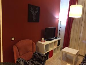 Céntrico apartamento en Sants., Apartmány  Barcelona - big - 18