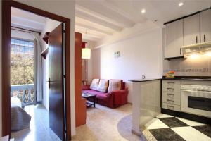 Céntrico apartamento en Sants., Apartmány  Barcelona - big - 10
