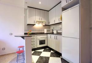 Céntrico apartamento en Sants., Apartmány  Barcelona - big - 9
