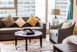 Gelade Service Apartment, Appartamenti  Chengdu - big - 16