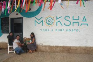 Moksha Yoga and Surf Hostel, Хостелы  Huanchaco - big - 25