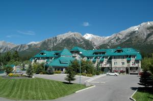 Villes Co Canmore Canada Alberta Canmore Visiter