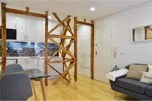 Graça, Apartmanok  Lisszabon - big - 5
