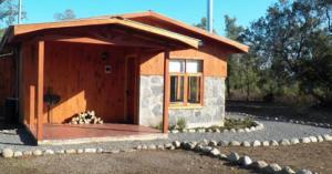 Rumbo Antuco, Lodges  El Abanico - big - 5