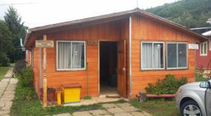 Rumbo Antuco, Lodges  El Abanico - big - 21