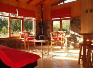 Rumbo Antuco, Lodges  El Abanico - big - 20