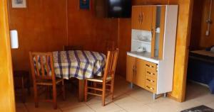 Rumbo Antuco, Lodges  El Abanico - big - 7