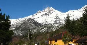 Rumbo Antuco, Lodges  El Abanico - big - 9