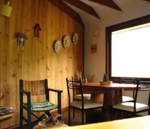 Rumbo Antuco, Lodges  El Abanico - big - 10