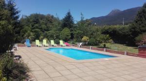 Rumbo Antuco, Lodges  El Abanico - big - 11