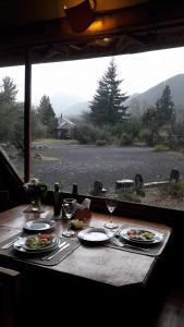 Rumbo Antuco, Lodges  El Abanico - big - 15