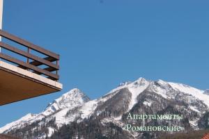 Апартаменты Романовские на Красной Поляне - фото 10