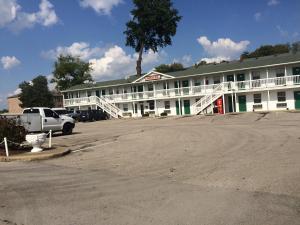 Hoosier Travel Lodge, Мотели  Jeffersonville - big - 10