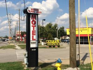 Hoosier Travel Lodge, Motel  Jeffersonville - big - 9