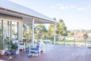 5 Star Ultimate Entertainers Sanctuary in Mudgee, Holiday homes  Mudgee - big - 4