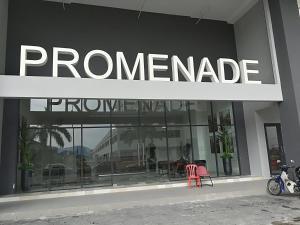 Promenade residence, Apartmanok  Bayan Lepas - big - 22