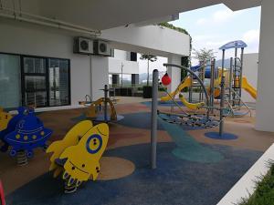 Promenade residence, Apartmanok  Bayan Lepas - big - 13
