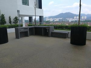 Promenade residence, Apartmanok  Bayan Lepas - big - 12