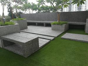 Promenade residence, Апартаменты  Байан-Лепас - big - 11