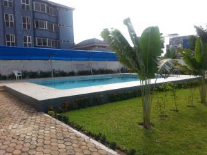 hegis apartment, Appartamenti  Accra - big - 16