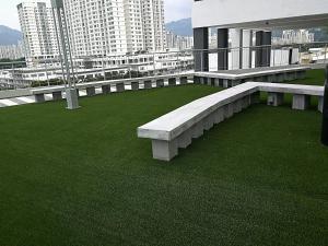 Promenade residence, Апартаменты  Байан-Лепас - big - 7