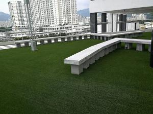 Promenade residence, Apartmanok  Bayan Lepas - big - 7