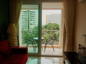 Grand Caribbean Condo by Weiwei, Apartmány  Pattaya South - big - 45