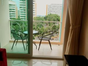 Grand Caribbean Condo by Weiwei, Apartmány  Pattaya South - big - 44