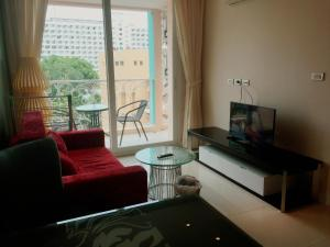 Grand Caribbean Condo by Weiwei, Apartmány  Pattaya South - big - 7